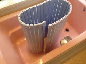 浴室のクリーニング前3