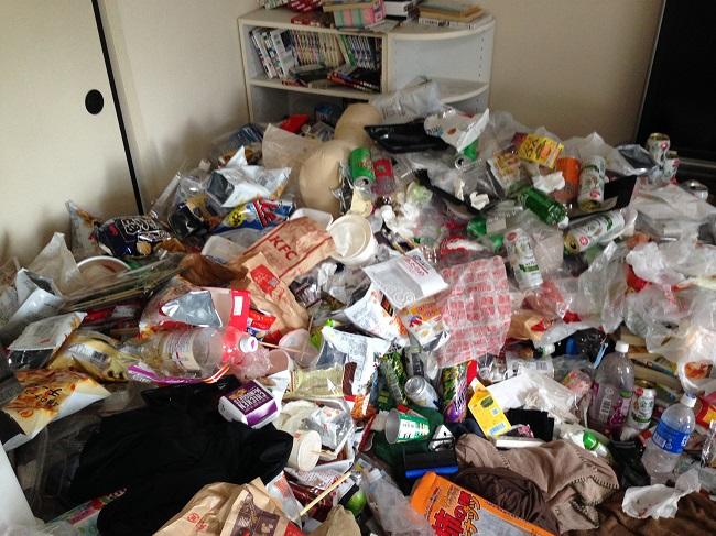 「ゴミ屋敷」の画像検索結果