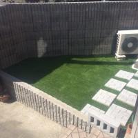 庭のリニューアル完成