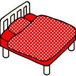 大きいベッドも引取ります。