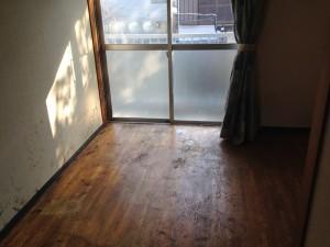 アパートの大量ゴミ掃除後3