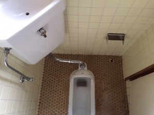 トイレのハウスクリーニング後1