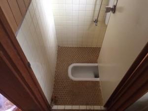 トイレのハウスクリーニング後2