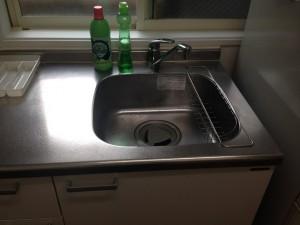 キッチン掃除後3