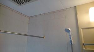 浴室清掃後(カビ汚れ等)